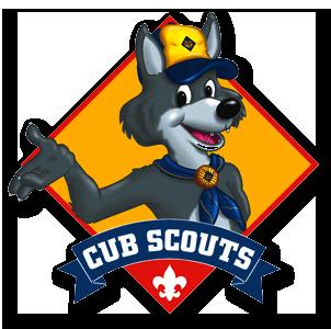 Akela Cub Scout logo.