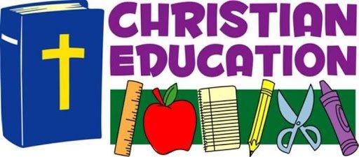 Christian education at Bethel Methodist Columbia.