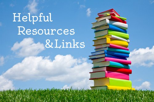 Resources and useful links