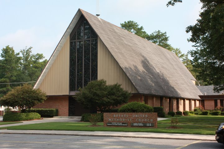 Bethel Methodist Columbia in Forest Acres, SC.