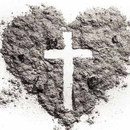 Ash Wednesday with us at Bethel Methodist Columbia.